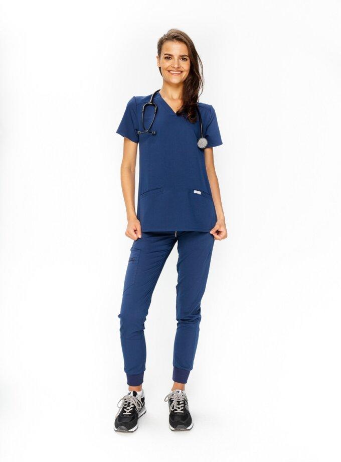 uniformy medyczne damskie