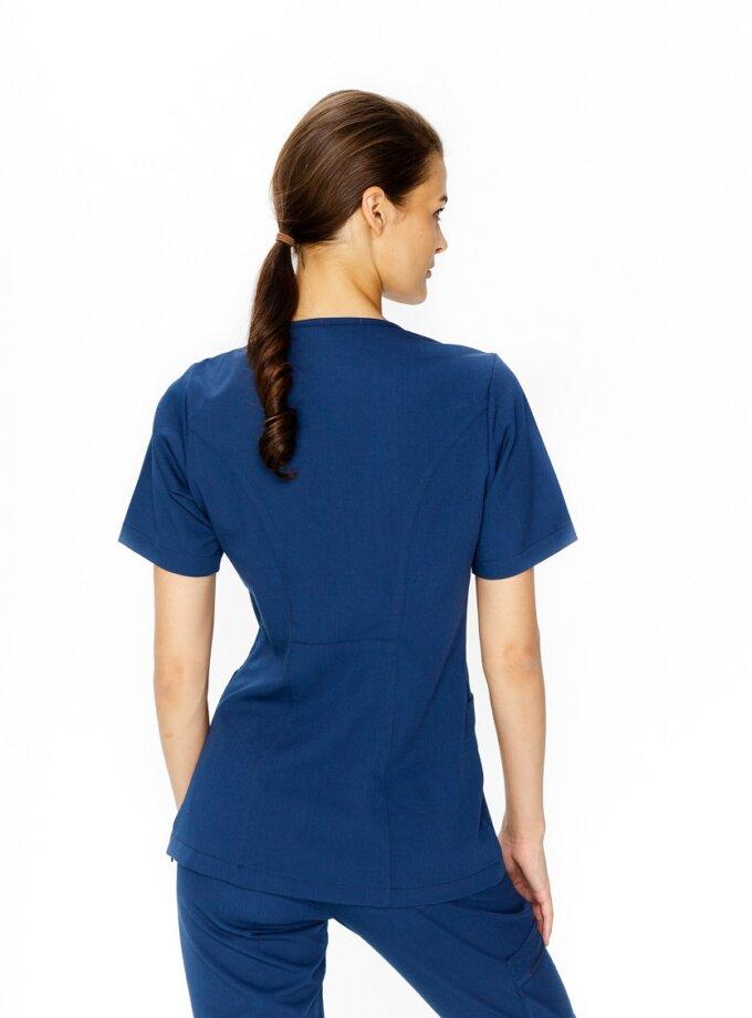bluza medyczna taliowana