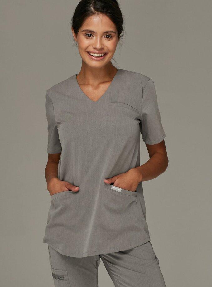 Bluza medyczna shark gray grace